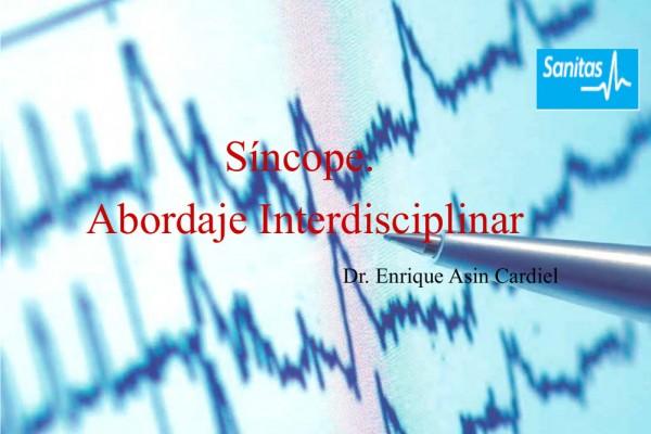 Ponencias de 'Síncope: Un abordaje Interdiscplinar'
