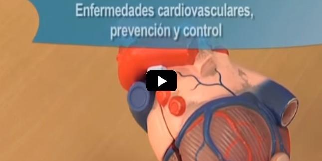 Video: Prevención y control de enfermedades cardiovasculares