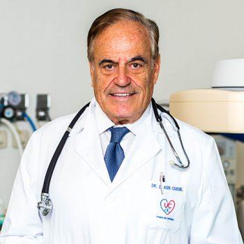 Dr. Enrique Asín Cardiel